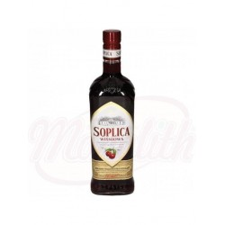 Vodka de cereza Soplica 30%alc  0,5 L