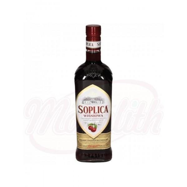 Vodka de cereza Soplica 30alc  0,5 L - Polonia
