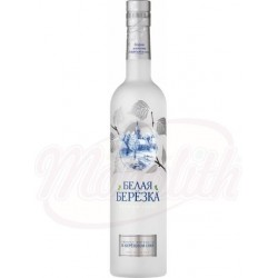 Vodka  Belaya Berezka 40% 0,5 L