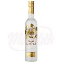 Vodka  Belaya Berezka  oro 40% 0,5 L