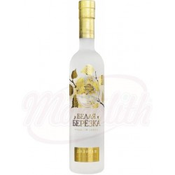 Vodka  Belaya Berezka  oro 40% 1 L