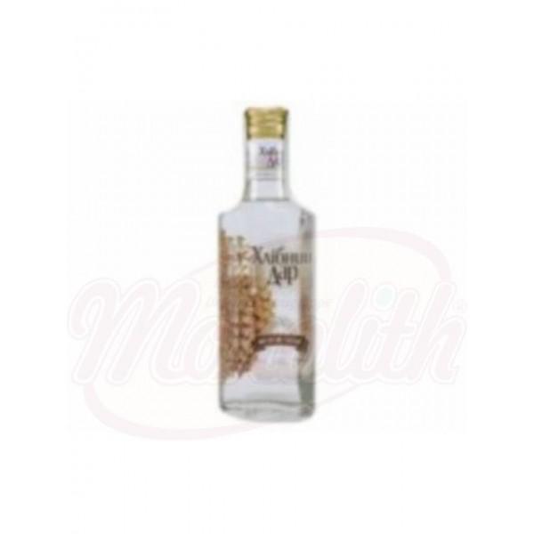 Водка Хлебный Дар Классик 40 алк.  0,18 L - Украина