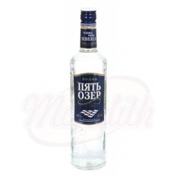 Vodka Five Lakes 40%  0,7 L
