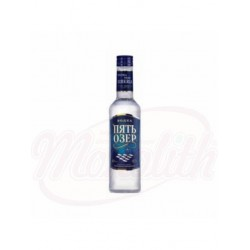 Vodka Five Lakes 40% 0,25 L