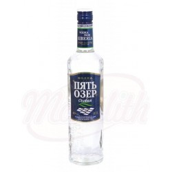 Vodka Five Lakes Osobaya 40% 0,7 L