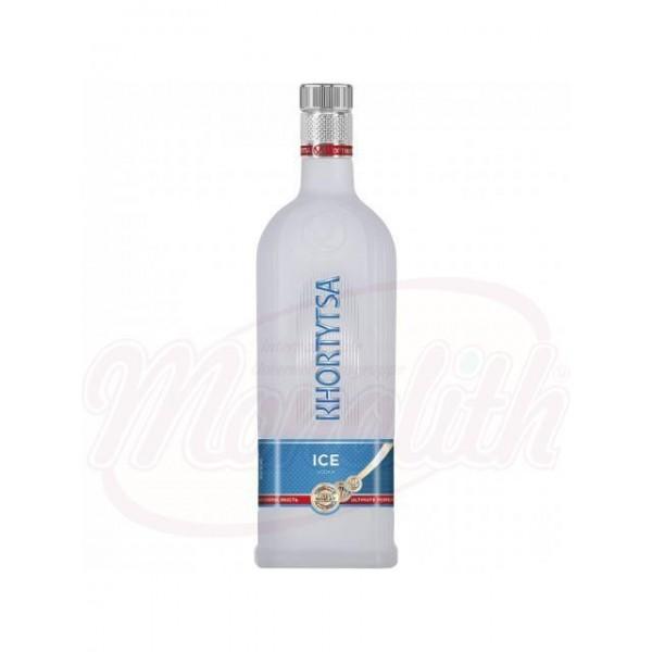 Водка Хортица Лед 40 алк. 0,7 L - Украина