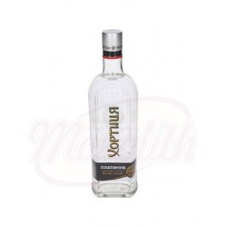 Vodka  Khortitsa Platinu  40% de alcohol  0,7 L
