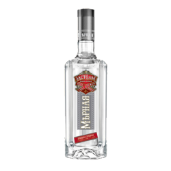 Vodka Mernaya de Mesa 40%   1000ml