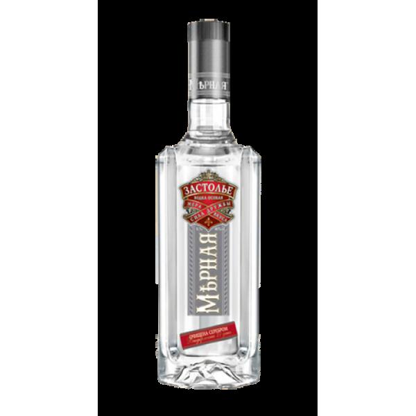 Vodka Mernaya de Mesa 40   1000ml - Ucrania