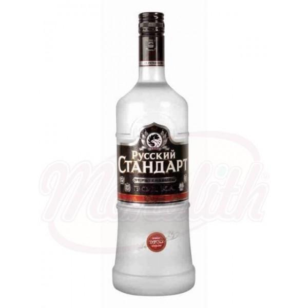 Vodka Russian Standart 40 1 L - Rusia