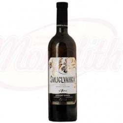 "Vino Blanco Smuglyanka ""Kvint"" 16% 0.75l"