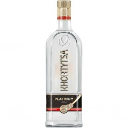 Vodka Khortitsa Platino 40% vol. 1l