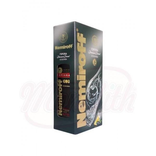 """VODKA """"Nemiroff Original"""" - Souvenirbox con garaffa 40 alc. - Ucrania"""