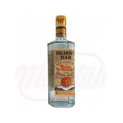 """Vodka sabor jengibre y miel """"Hlibny Dar"""" 40% alc. 0,5L"""
