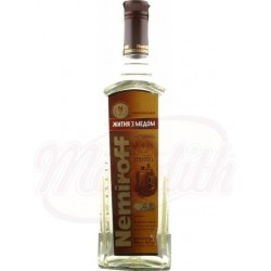Vodka Nemiroff Rye Honey 40%   0,7 L