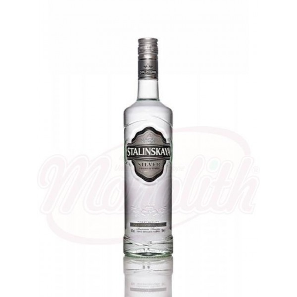 Vodka Stalinskaya Silver  40 vol. 0,7 L - Rumanía