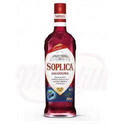 Vodka de bayas Soplica 30%  0,5 L