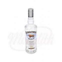 Vodka Zubrowka Biala 40% 0,5 L