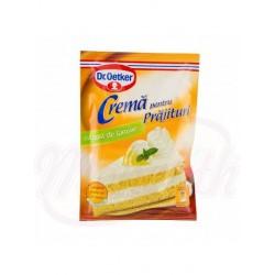 Crema para tartas de limon Dr.Oetker 50g