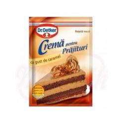 Crema para tartas de caramelo Dr.Oetker 55g