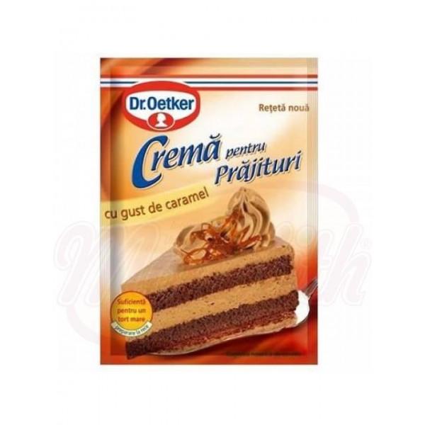 Crema para tartas de caramelo Dr.Oetker 55g - Otros