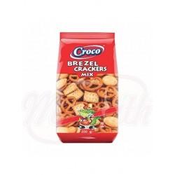 Rosquillas y galletas salados Mix Croco 250 g