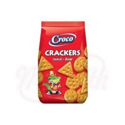 Galletas salados sabor jamon Croco 100g