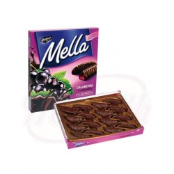 Jalea de arándanos en chocolate 190 g Goplana