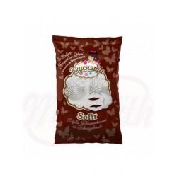 Malvaviscos Vkusnasha  Barchatnaya Notsch con sabor a cacao 300 g