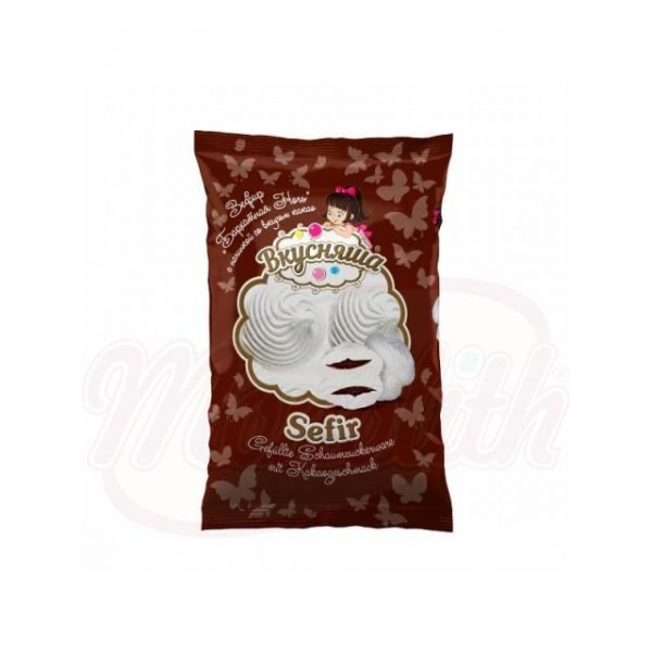 Malvaviscos Vkusnasha  Barchatnaya Notsch con sabor a cacao 300 g - Ucrania