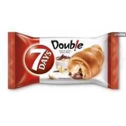 Cruasan Double crema cacao&vainilla 7days 80g