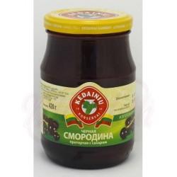 Варенье из чёрной смородины  Kedainiu  350 g