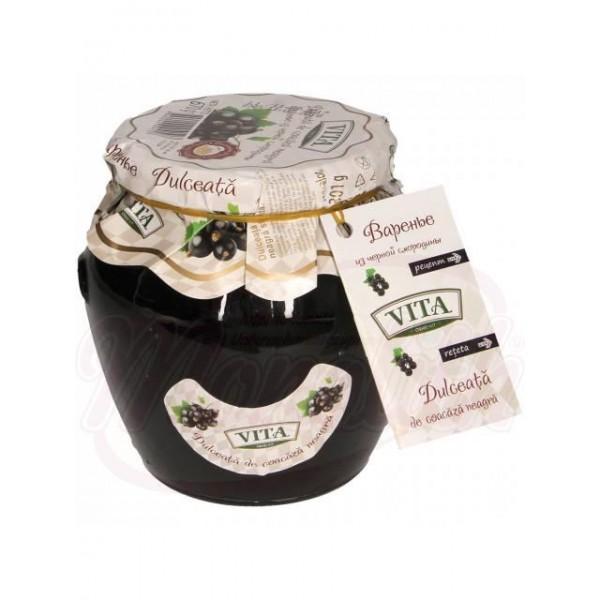 Mermelada de fruta Grosella no gelificada VITA 670 g - Moldavia