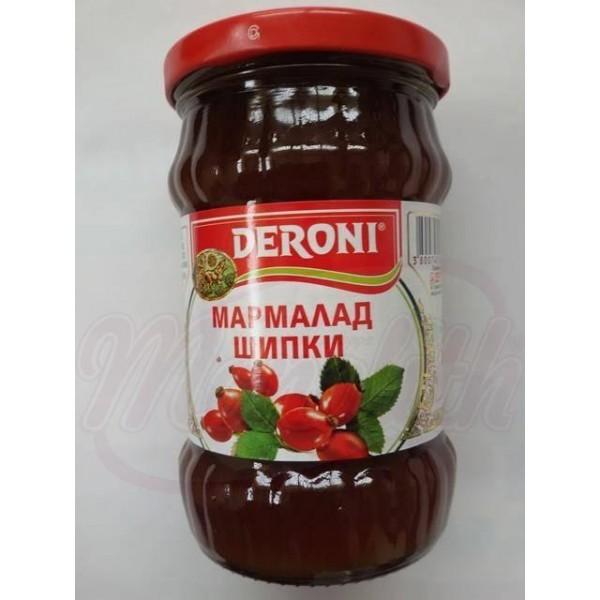 Mermelada de escaramujo Deroni 300g - Bulgaria