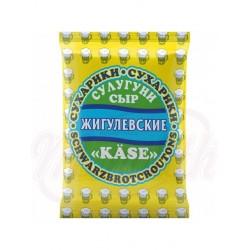 Pan tostado Zhiguljovskie   sabor queso 50 g