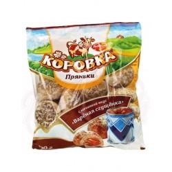Пряники Рот Фронт   Korovka со вкусом карамелизированого сгущеного молока 300 g