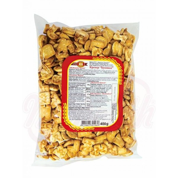 Galleta  Buisquit Schokolad 400 g - Ucrania