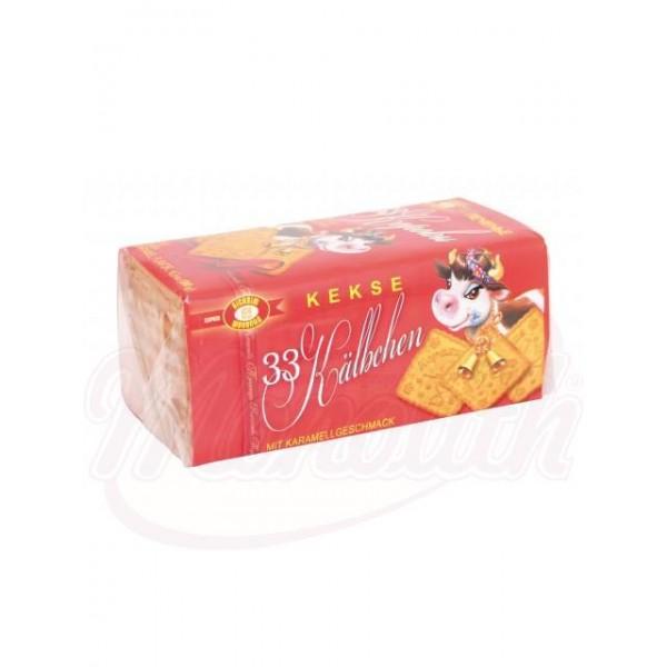 Galletas  33 Vacas  leche condensada cocida 180 g - Ucrania