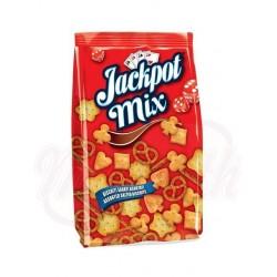 Печенье Bucuria  Jackpot MIX   соленое в ассортименте 300 g