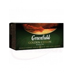 Te Greenfield Golden Ceylon 25bx2g