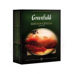 Te Greenfield Golden Ceylon 100bx2g