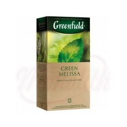 Чай Зелёный с мятой Гринфилд 25пх1,5г