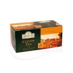 Te negro Ceylon Tea Ahmad 40bx2g
