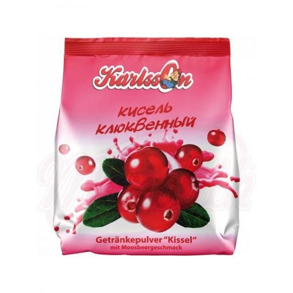 Bebida gelatinosa en polvo de grosella Karlsson 240 g - Lituania