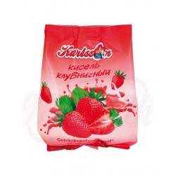 Bebida gelatinosa en polvo de fresa Karlsson 240g