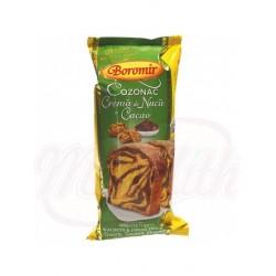 Сдобная выпечка Боромир  с орехами и какаокрем 400 g