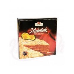 Bases para tarta Lakomka Medovik  de miel 500 g