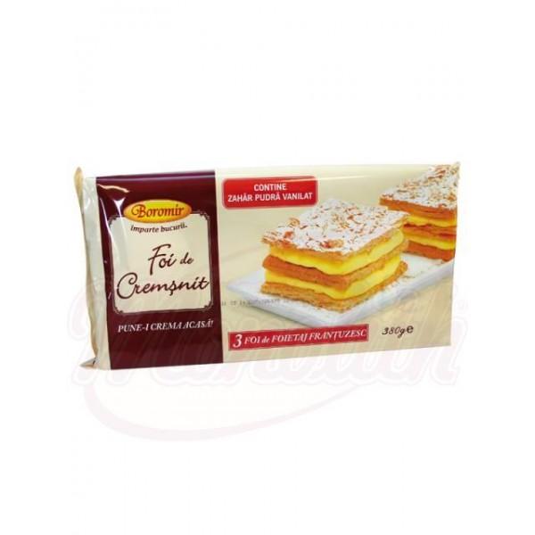 Bases para tarta Boromir Foi de Cremsnit 380 g - Otros