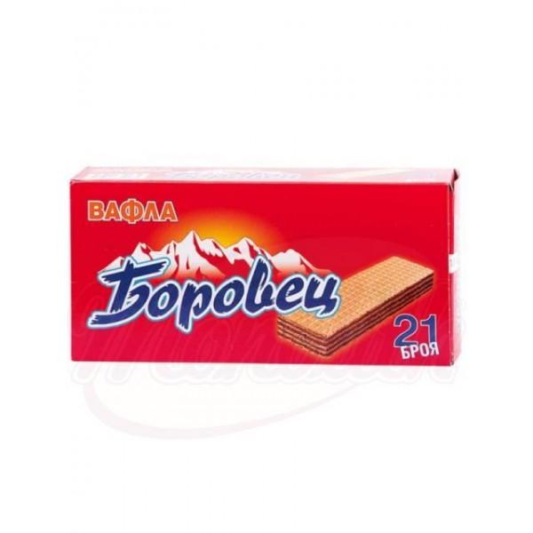 Barquillos Borovets 630 g - Rumanía