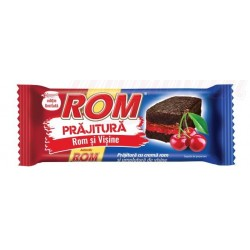 Bizcochito sandwich ron/cereza Rom 35g